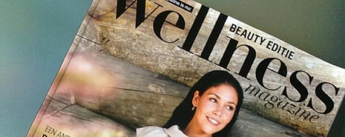 Column in Wellness Magazine