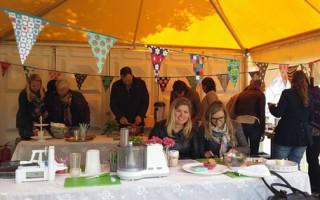 Workshops op Jong Festival voor ambtenaren Gemeente Schagen