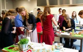 Workshop & Lezing over het eten van de toekomst (Lodensteincollege – Amersfoort)