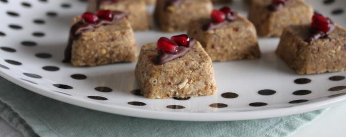 Heerlijk snackrecept: Linzenbonbons