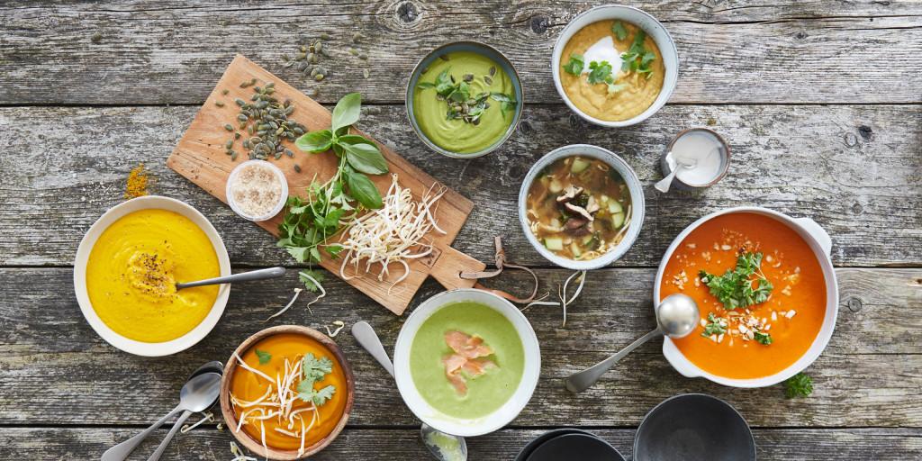 Lekker Makkelijk soep