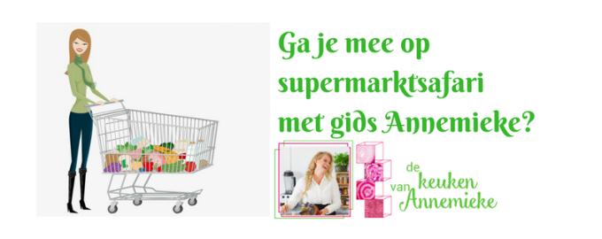 Supermarktsafari in Alkmaar – 27 januari