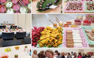 Gezonde catering voor 80 mensen Gemeente Amsterdam