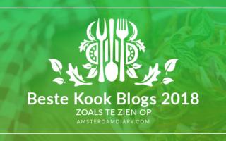 Beste Kookblog 2018?