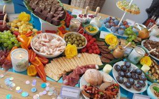 Uniek: Gezonde Grazing Tables
