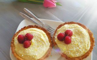 Simpele Lemoncurd Taartjes